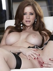 Featuring Emily Addison at Twistys.com
